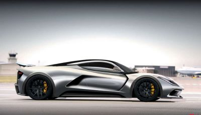 Hennessey Venom F5: l'auto più veloce del mondo