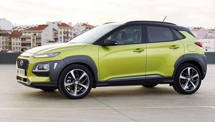 Prova nuova Hyundai Kona 2018: Crossover compatto poca spesa e tanta resa! - Foto 5 di 21