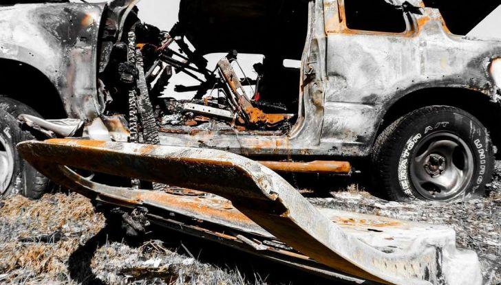 I 5 incidenti stradali più strani di sempre - Foto 7 di 8