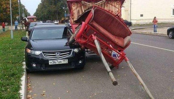 I 5 incidenti stradali più strani di sempre - Foto 8 di 8