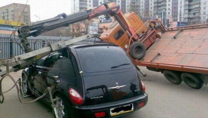 I 5 incidenti stradali più strani di sempre - Foto 3 di 8