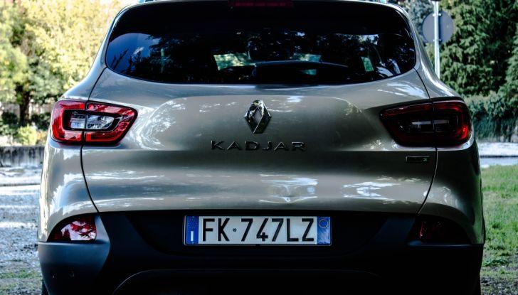 Prova su Strada Renault Kadjar: la massima espressione dell'1.5 dCi da 110CV - Foto 21 di 35