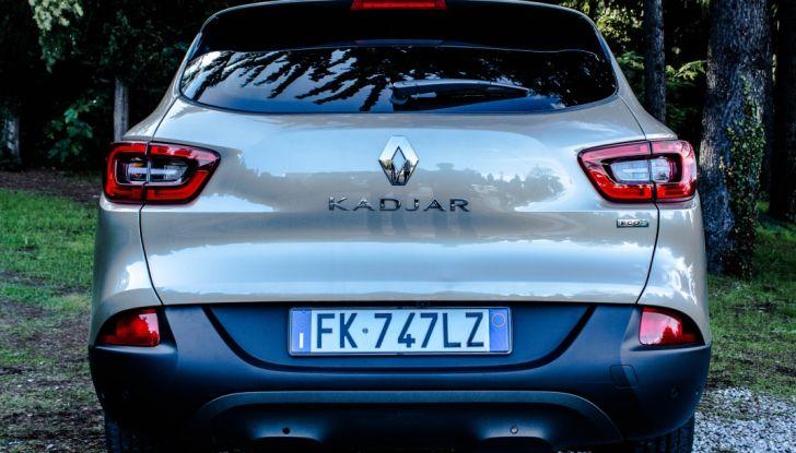 Prova su Strada Renault Kadjar: la massima espressione dell'1.5 dCi da 110CV - Foto 16 di 35