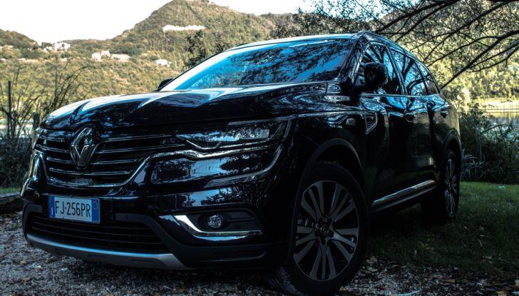 Renault Koleos 2017: Prova su Strada del SUV Senza Limiti con 4×4 e X-Tronic - Foto 21 di 39