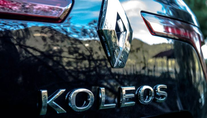 Renault Koleos 2017: Prova su Strada del SUV Senza Limiti con 4×4 e X-Tronic - Foto 22 di 39