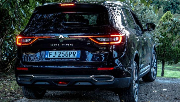 Renault Koleos 2017: Prova su Strada del SUV Senza Limiti con 4×4 e X-Tronic - Foto 5 di 39