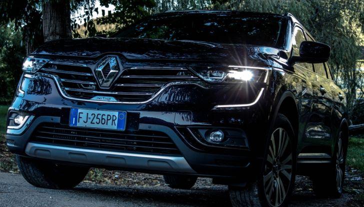 Renault Koleos 2017: Prova su Strada del SUV Senza Limiti con 4×4 e X-Tronic - Foto 2 di 39
