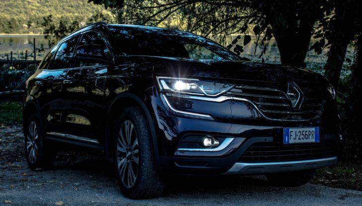 Renault Koleos 2017: Prova su Strada del SUV Senza Limiti con 4×4 e X-Tronic - Foto 23 di 39