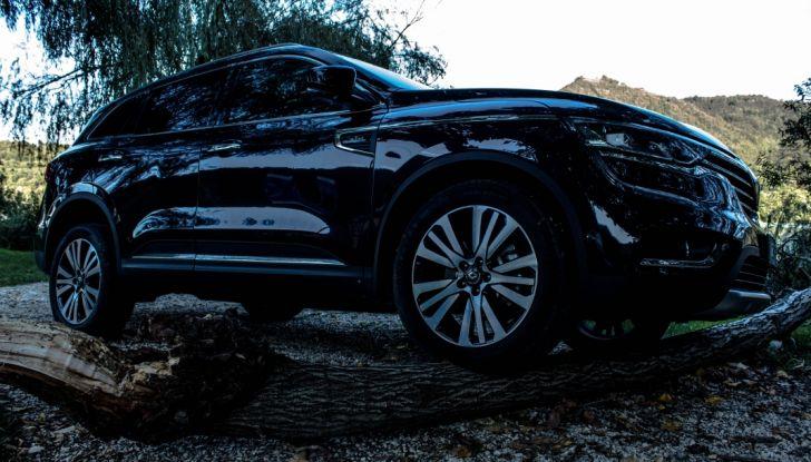 Renault Koleos 2017: Prova su Strada del SUV Senza Limiti con 4×4 e X-Tronic - Foto 24 di 39