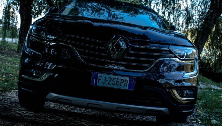Renault Koleos 2017: Prova su Strada del SUV Senza Limiti con 4×4 e X-Tronic - Foto 26 di 39