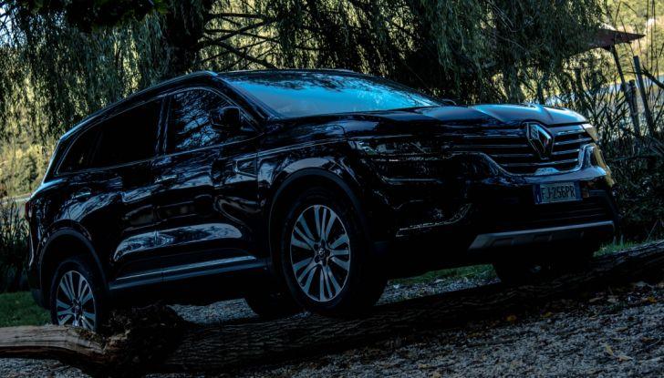 Renault Koleos 2017: Prova su Strada del SUV Senza Limiti con 4×4 e X-Tronic - Foto 27 di 39
