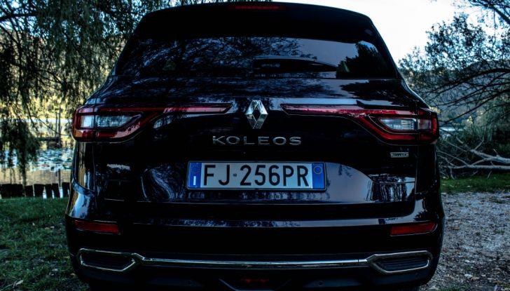 Renault Koleos 2017: Prova su Strada del SUV Senza Limiti con 4×4 e X-Tronic - Foto 29 di 39