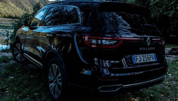 Renault Koleos 2017: Prova su Strada del SUV Senza Limiti con 4×4 e X-Tronic - Foto 32 di 39