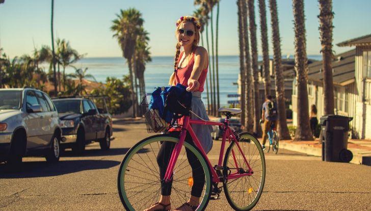 Infrazione in bici, non si rischiano punti della patente - Foto 5 di 7