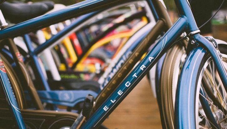 Infrazione in bici, non si rischiano punti della patente - Foto 7 di 7