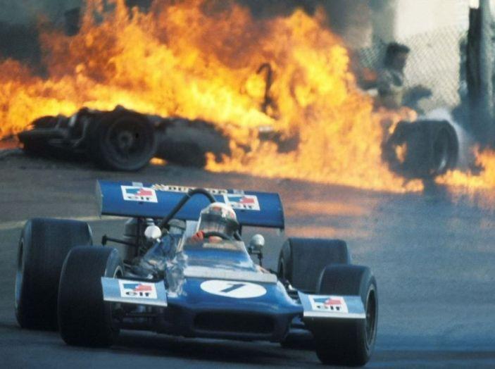 F1, Jackie Stewart con Heineken per la miglior pubblicità progresso di sempre - Foto 5 di 13