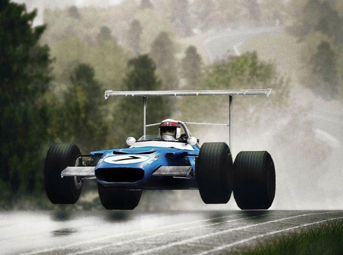F1, Jackie Stewart con Heineken per la miglior pubblicità progresso di sempre - Foto 3 di 13