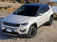Jeep raddoppia le vendite in Italia in attesa di Renegade 2018
