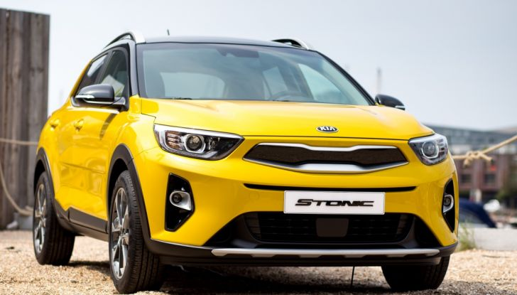 Kia Stonic: prova su strada, dotazioni e prezzi del crossover compatto - Foto 7 di 11