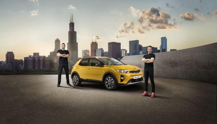 Kia Stonic: prova su strada, dotazioni e prezzi del crossover compatto - Foto 6 di 11