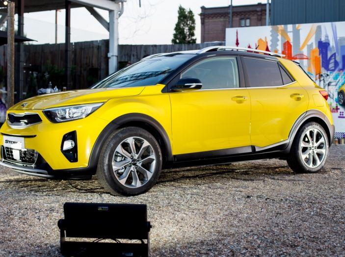 Kia Stonic: prova su strada, dotazioni e prezzi del crossover compatto - Foto 9 di 11