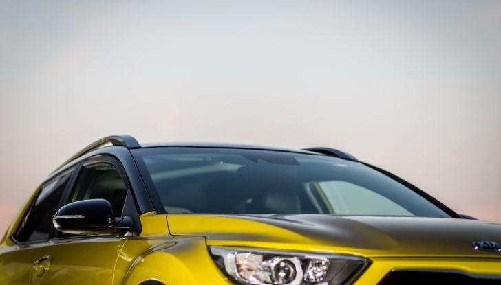 Kia Stonic: prova su strada, dotazioni e prezzi del crossover compatto - Foto 11 di 11