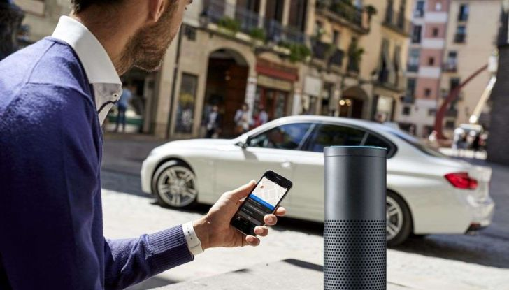Alexa, l'assistente virtuale di Amazon arriva sulle auto - Foto 7 di 9