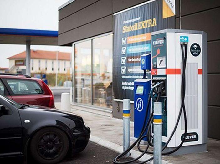 L'auto elettrica si potrà presto caricare al distributore di benzina - Foto 5 di 10