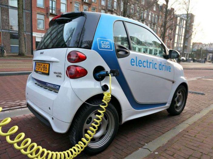 L'auto elettrica si potrà presto caricare al distributore di benzina - Foto 10 di 10