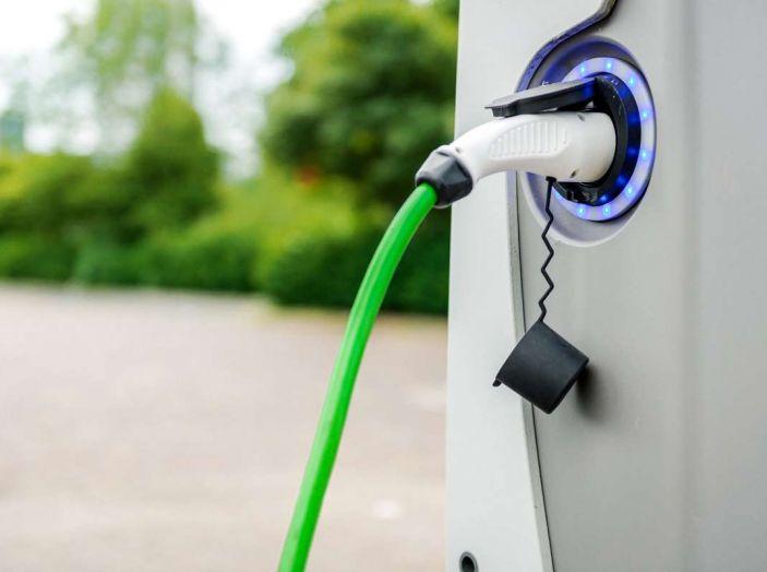 L'auto elettrica si potrà presto caricare al distributore di benzina - Foto 8 di 10