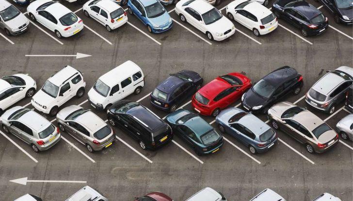 Assistente al parcheggio auto, 20 anni di innovazione Volkswagen - Foto 5 di 11