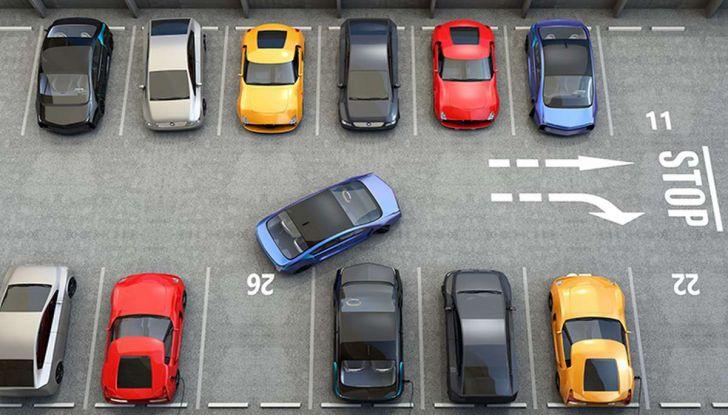 Assistente al parcheggio auto, 20 anni di innovazione Volkswagen - Foto 1 di 11