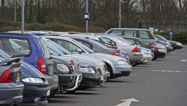 Assistente al parcheggio auto, 20 anni di innovazione Volkswagen - Foto 10 di 11