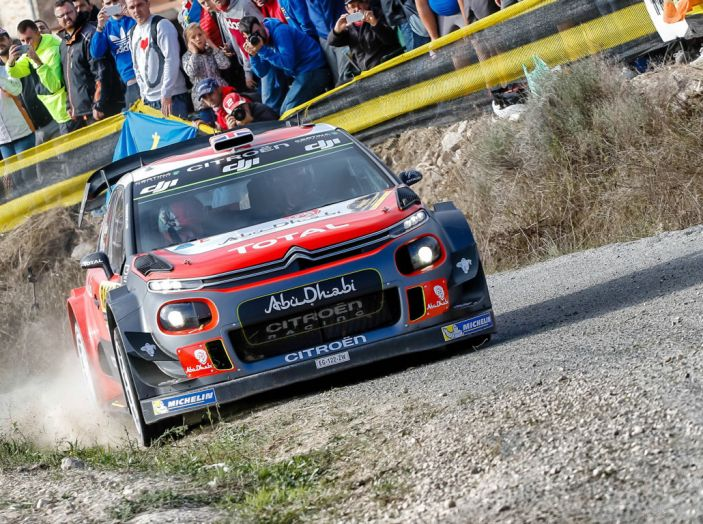 WRC Spagna – la cronaca della vittoria di Citroën - Foto 5 di 5