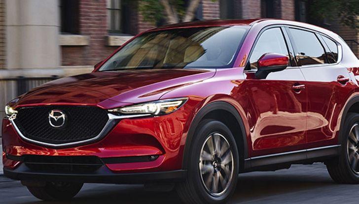 Mazda vuole salvare il Diesel: valore garantito fino al 2021 per lo Skyactiv-D - Foto 1 di 16