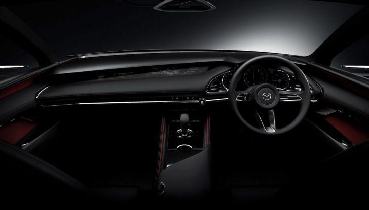 Il Futuro della Mazda 3 al Salone di Tokyo con la Kai Concept - Foto 10 di 14
