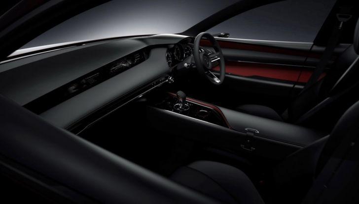 Il Futuro della Mazda 3 al Salone di Tokyo con la Kai Concept - Foto 11 di 14
