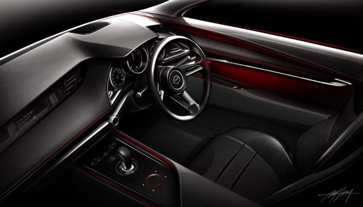 Il Futuro della Mazda 3 al Salone di Tokyo con la Kai Concept - Foto 12 di 14
