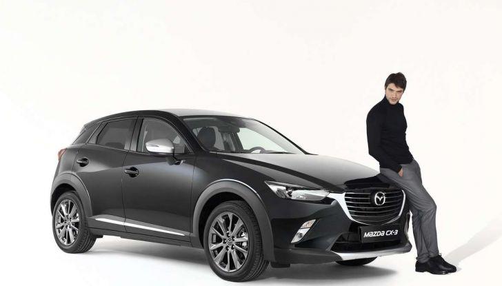 Mazda rende fashion la sua crossover CX-3 grazie a Pollini - Foto 2 di 26