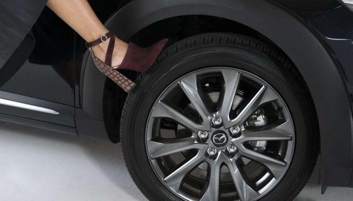Mazda rende fashion la sua crossover CX-3 grazie a Pollini - Foto 14 di 26