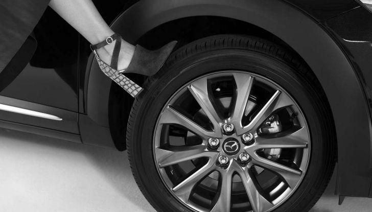 Mazda rende fashion la sua crossover CX-3 grazie a Pollini - Foto 15 di 26