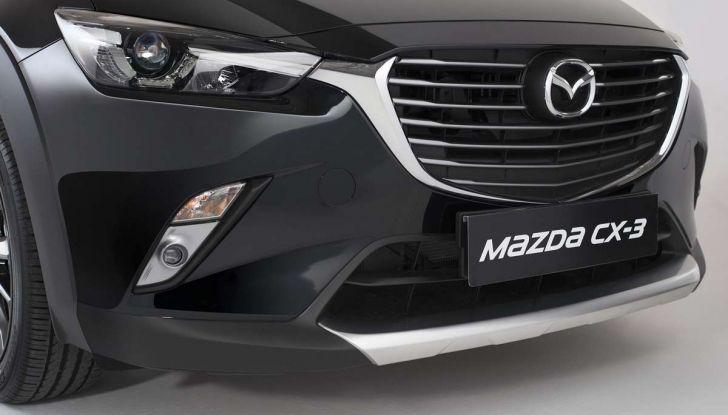 Mazda rende fashion la sua crossover CX-3 grazie a Pollini - Foto 17 di 26