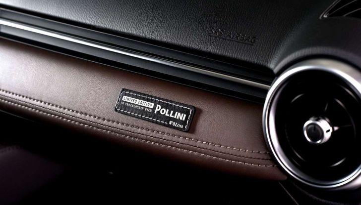 Mazda rende fashion la sua crossover CX-3 grazie a Pollini - Foto 25 di 26