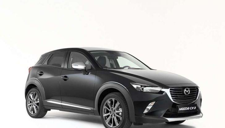 Mazda rende fashion la sua crossover CX-3 grazie a Pollini - Foto 21 di 26