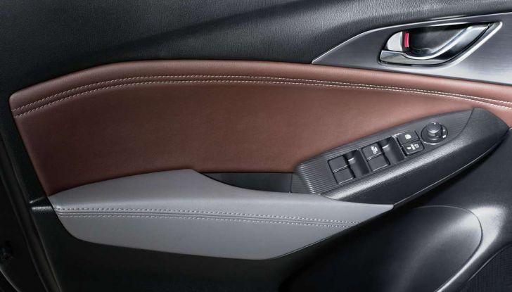 Mazda rende fashion la sua crossover CX-3 grazie a Pollini - Foto 4 di 26