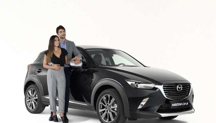 Mazda rende fashion la sua crossover CX-3 grazie a Pollini - Foto 3 di 26