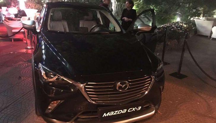 Mazda rende fashion la sua crossover CX-3 grazie a Pollini - Foto 7 di 26