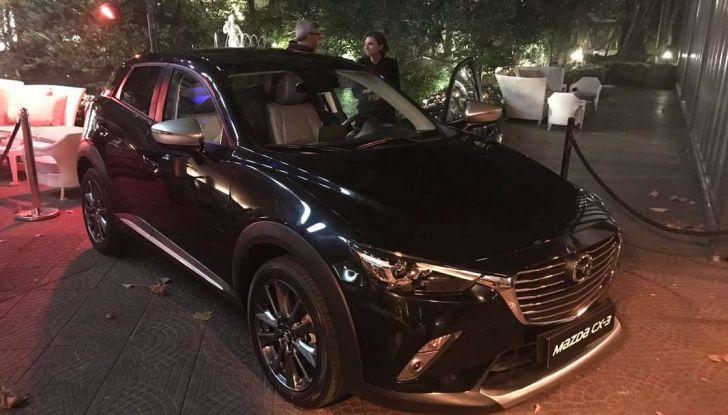 Mazda rende fashion la sua crossover CX-3 grazie a Pollini - Foto 1 di 26