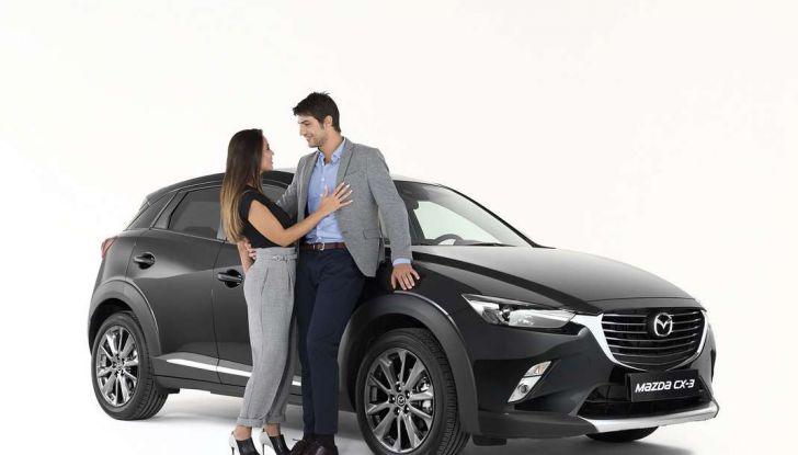 Mazda rende fashion la sua crossover CX-3 grazie a Pollini - Foto 5 di 26