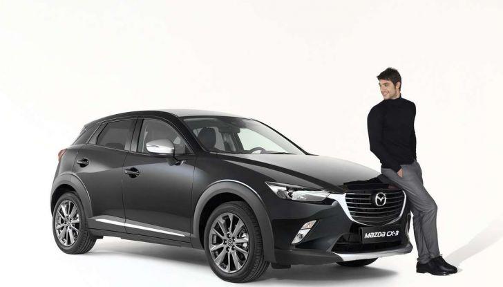 Mazda rende fashion la sua crossover CX-3 grazie a Pollini - Foto 6 di 26